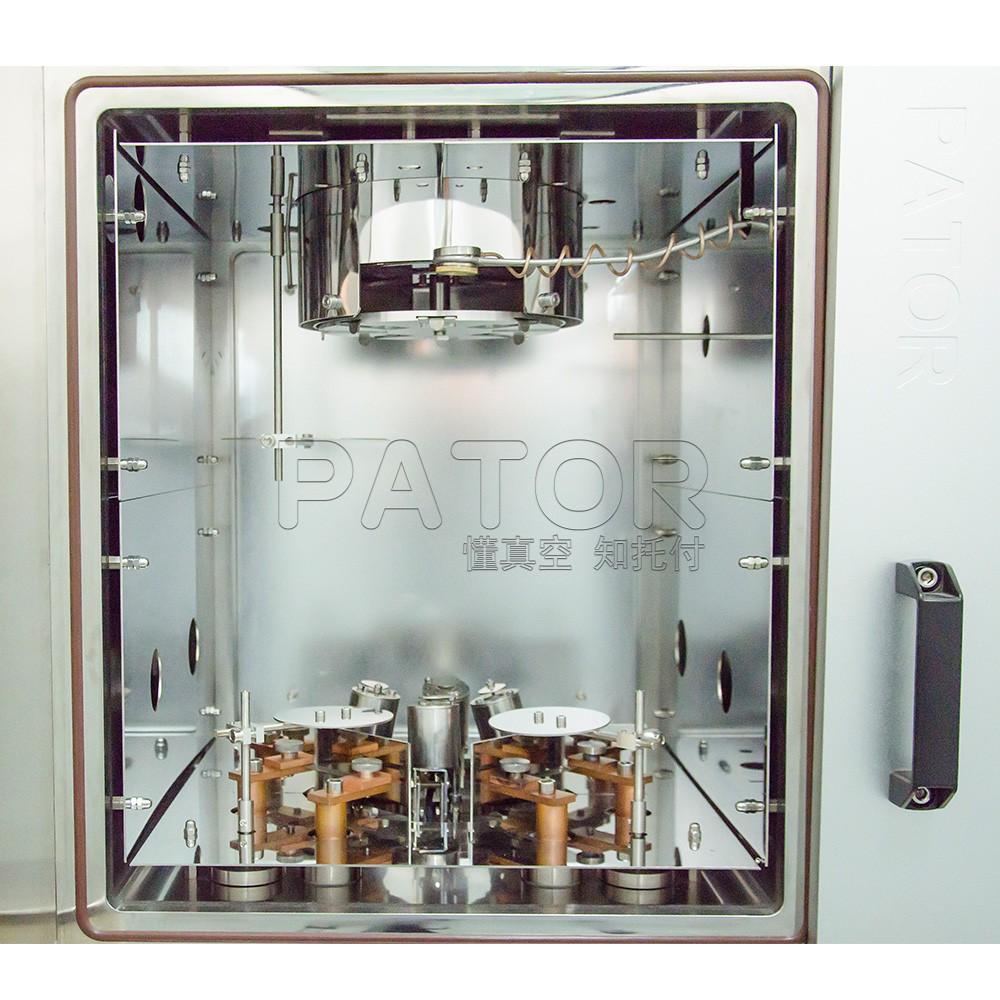 ATTO10-RE 高真空电阻热蒸发&电子枪镀膜机